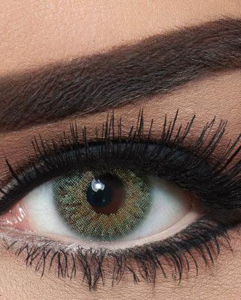 Buy Bella Natural Green Contact Lenses - Glow Collection - lenspk.com