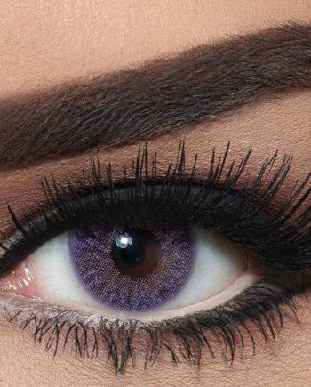 Buy Bella Natural Violet Contact Lenses - Glow Collection - lenspk.com