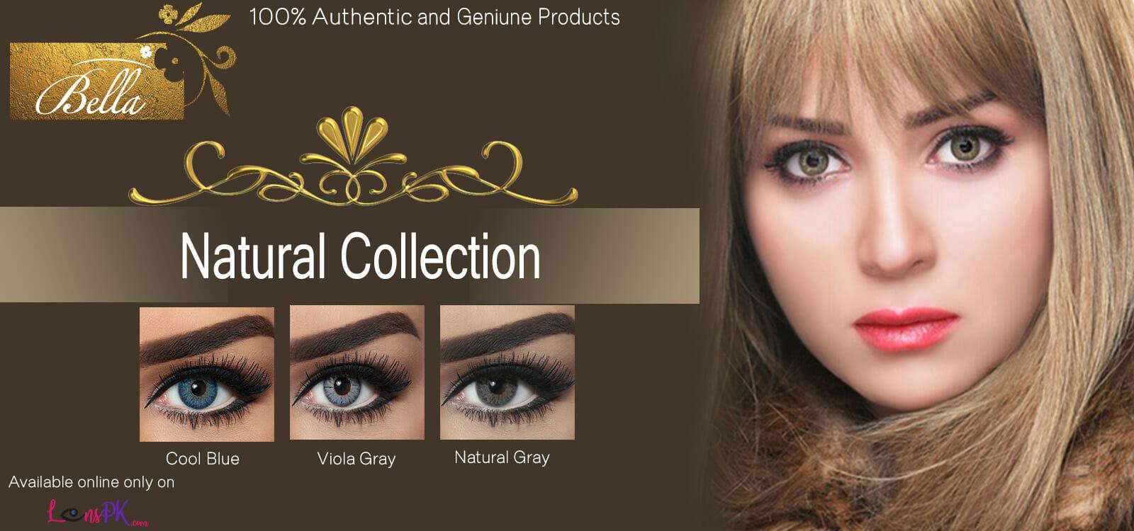 Buy Bella Contact Lenses - Glow Collection - lenspk.com