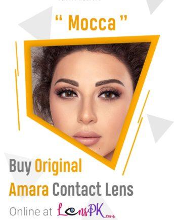 Mocca amara eye lenses