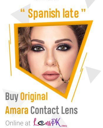 Spanish Late amara lenses
