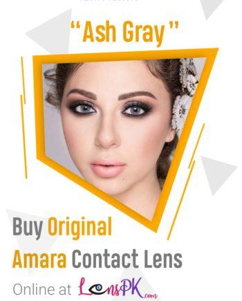 ash gray amara lens