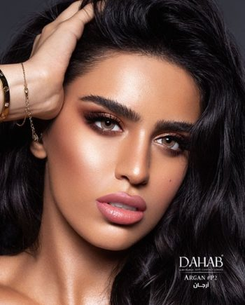 Buy Dahab Argan Contact Lenses - Platinum Collection - lenspk.com