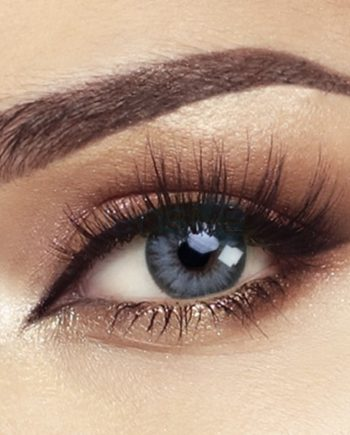 Buy Bella Glitter Gray Contact Lenses - Diamond Collection - lenspk.com