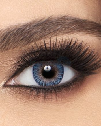 Buy Freshlook Blue Contact Lenses - ColorBlends Collection - lenspk.com