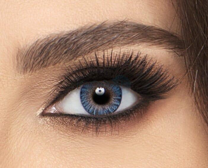 Buy Freshlook Blue Contact Lenses - ColorBlends Collection - lenspk.com