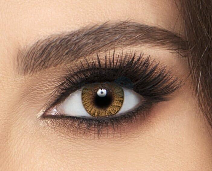 Buy Freshlook Honey Contact Lenses - ColorBlends Collection - lenspk.com