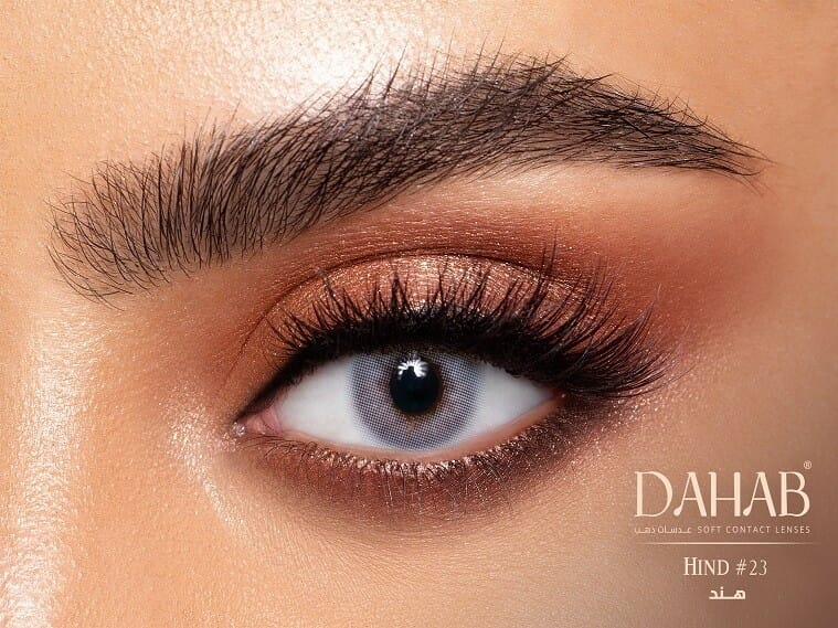 Buy Dahab Hind Contact Lenses - One Day Collection - lenspk.com