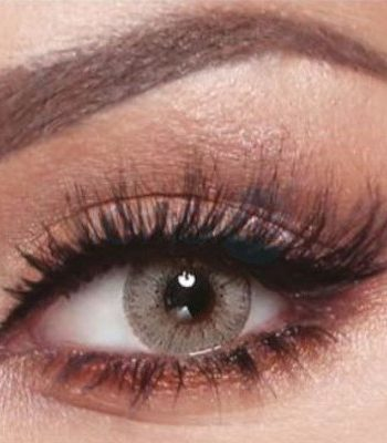 Buy Bella Mint Gray Contact Lenses - Elite Collection - lenspk.com