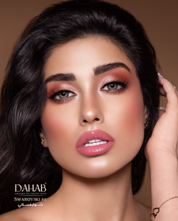 Buy Dahab One Day Contact Lenses Swarovski in Pakistan @ lenspk.com